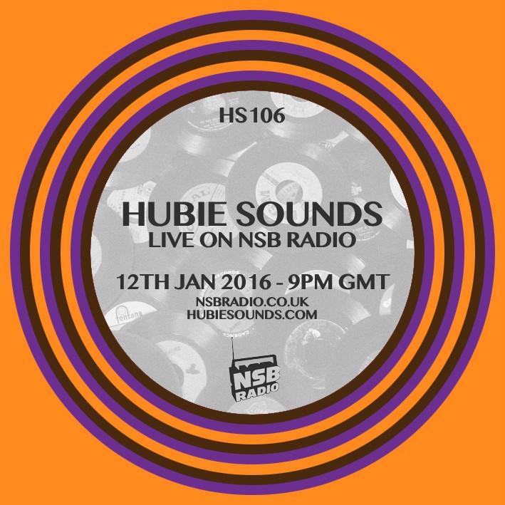 Hubie Sounds 106