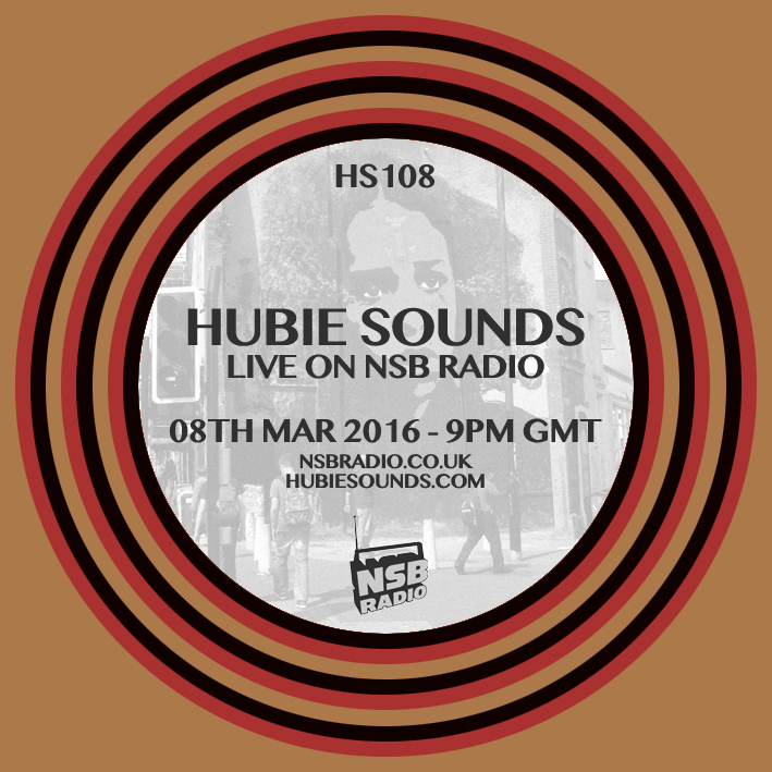 Hubie Sounds 108
