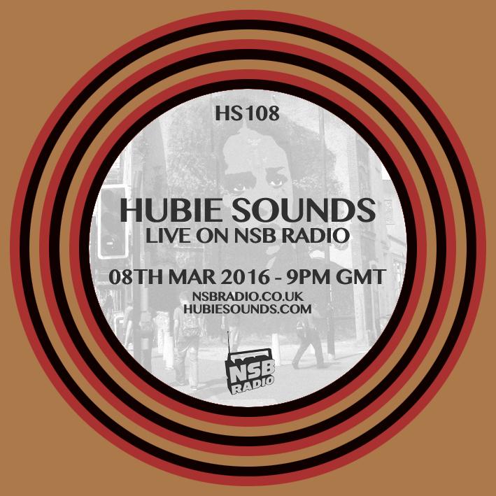 Hubie Sounds 108