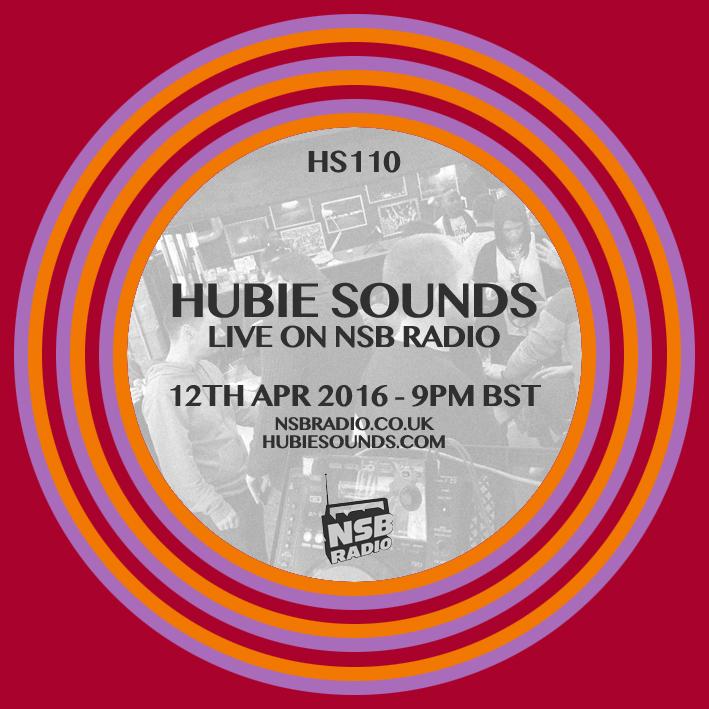 Hubie Sounds 110