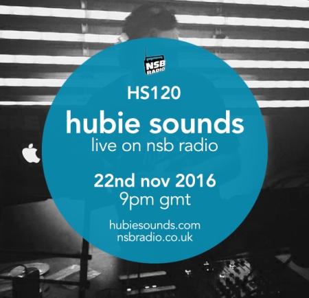 Hubie Sounds 120